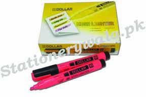 Hi-Liter Marker Dollar (Pink)