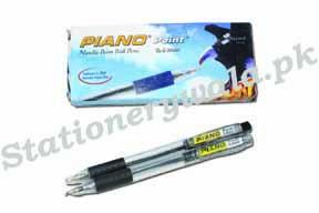 Ball Pen Piano Point 0.8 mm (Black)
