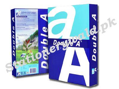 Paper Double A 80GMS F4