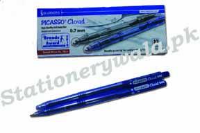 Ball Pen Picasso Cloud (Blue)
