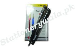 Sign Pen Dollar Gel-1 (Black) 0.7mm
