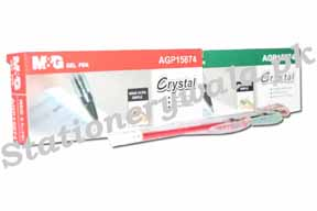 Sign Pen M&G Crystal 0.7mm (Red)